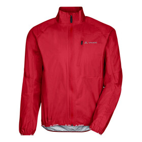 VAUDE Drop III Jacket Men red